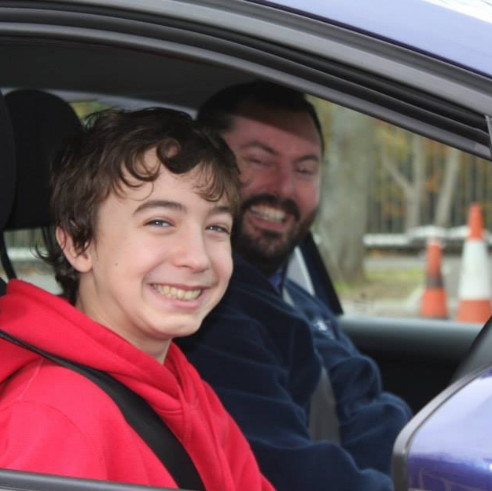 Develop driving skills at 11, 12, 13, 14, 15, 16+