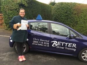 Foreign licence holder training for UK test