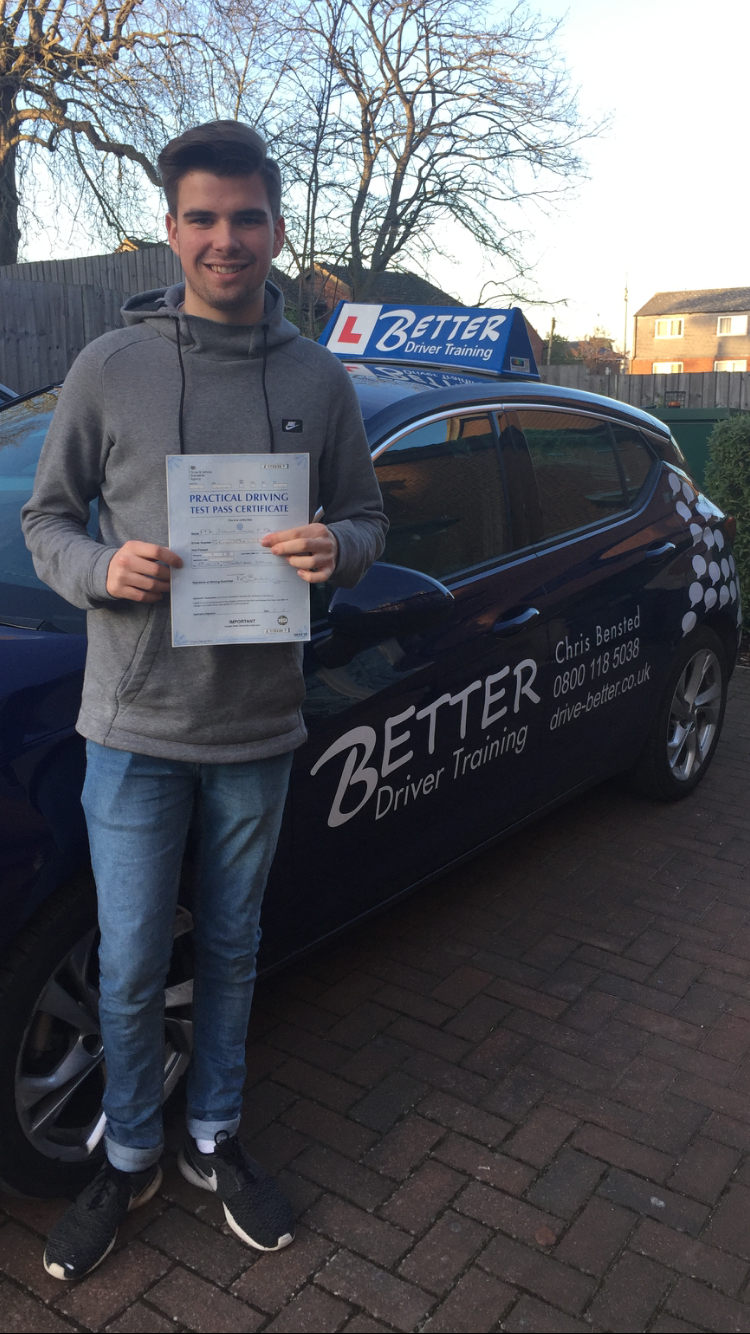 Learn to Drive Sevenoaks Test Centre