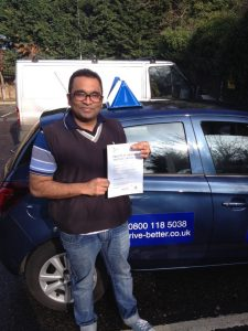 Driving Test Sidcup