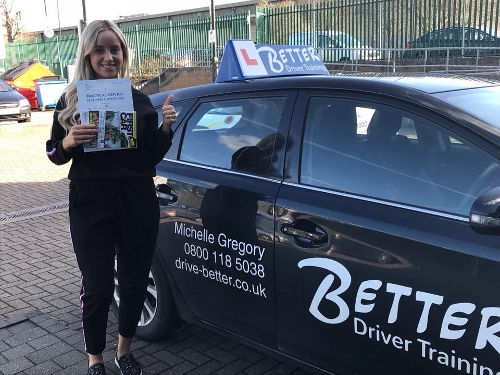 Driving Lessons in Swanley, Sidcup and West Kingsdown