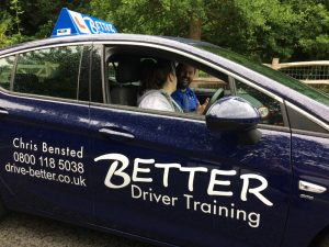Better Driver Training can help you learn to drive