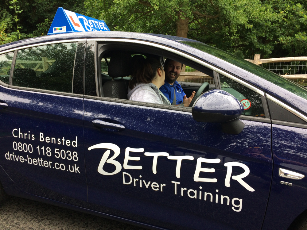 Get help learning to drive with Better Driver Training