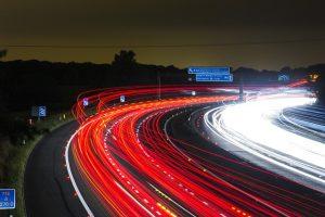 Learner drivers on motorways