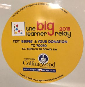 How to donate to Big Learner Relay